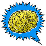 Brain Power Royalty Free Stock Photos