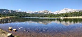 Brainard lake in Colorado Royalty Free Stock Photos
