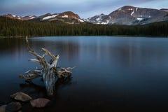 brainardcolorado lake Royaltyfria Foton