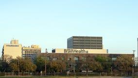 BrainHealth,德克萨斯州大学达拉斯分校,得克萨斯中心 库存照片