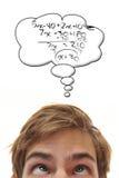 brainpower έξυπνος πνευματώδης Στοκ φωτογραφία με δικαίωμα ελεύθερης χρήσης