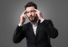 Brainpower concept Stock Image