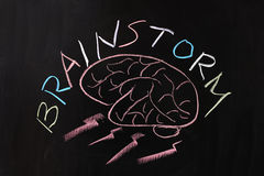 Brainstorm Stock Photography