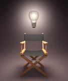 Brainstorm Director Stock Photo