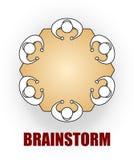 Brainstorm icon Stock Image