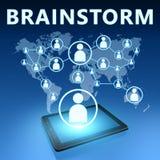 Brainstorm Royalty Free Stock Photo