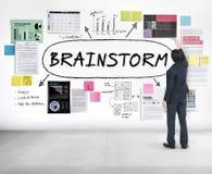 Brainstorm Inspiration Ideas Analysis Concept Royalty Free Stock Image