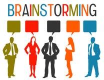 brainstorming Fotografia de Stock