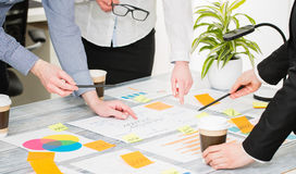 Brainstorming Brainstorm Business People Design Concepts Royalty Free Stock Image