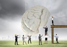 Brainstorming Royalty Free Stock Image
