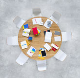 Brainstorming Meeting Ideas Team Break Concept Royalty Free Stock Images