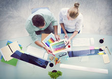 Free Brainstorming Planning Partnership Strategy Workstation Concept Stock Images - 47504364