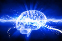 Braintorm Stock Photo