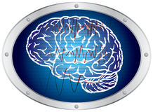 Brainwave Royalty Free Stock Images