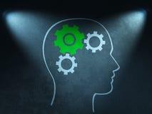 brainwaves иллюстрация штока