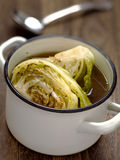Braised cabbage Stock Photos