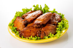 Braised duck gizzard Royalty Free Stock Image