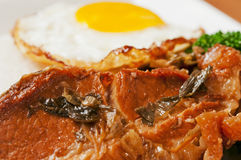 Free Braised Pork  And  Egg Stock Photography - 27553192