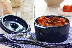 Braising vegetables Royalty Free Stock Images