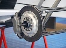 Brake Assembly. Stock Photos