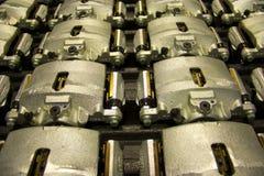 Brake caliper Stock Image