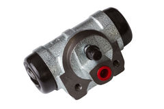 Brake cylinder Royalty Free Stock Image