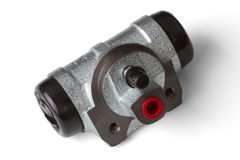 Brake cylinder Royalty Free Stock Photography
