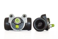 Brake cylinder. Royalty Free Stock Images