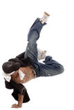 Brake dance Stock Images