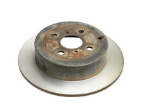 Brake disc Royalty Free Stock Image