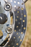 Brake disc Royalty Free Stock Photo