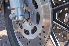 Brake disc Royalty Free Stock Photography