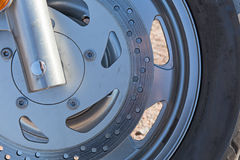 Brake disc Royalty Free Stock Photo