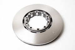 Brake disc. On white background Royalty Free Stock Image