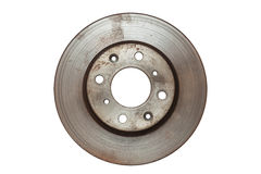 A brake discs Royalty Free Stock Photography