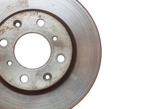 A brake discs Stock Images