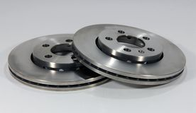 Brake discs Stock Photos