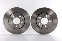 Brake discs Stock Photography