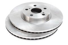 Brake discs Stock Images