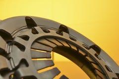 Brake discs Stock Image