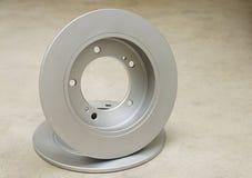 Brake discs Royalty Free Stock Image