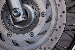 Brake disk Royalty Free Stock Photo