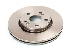 Brake disk for the car Royalty Free Stock Photos