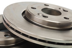 Brake disk for the car Stock Photo