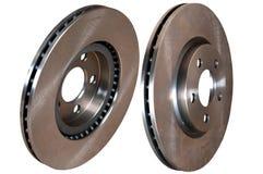 Brake disk Stock Image
