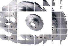 Brake disk Stock Images
