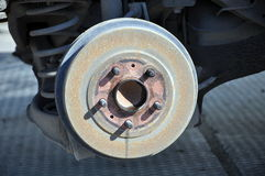 Brake drum Royalty Free Stock Photography