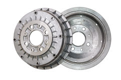 Brake drums Stock Images