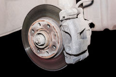 Brake dsik Royalty Free Stock Photos