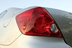 Brake Light. Bake light on a car royalty free stock image